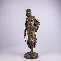 «Юная воительница» Автор Edouard Drouot (1859-1945)