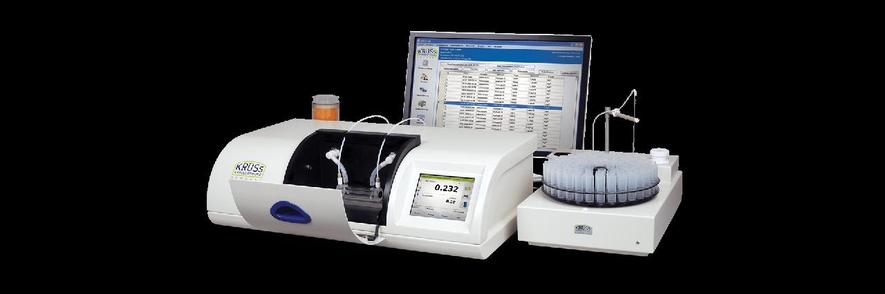 Поляриметры с контролем температуры циркуляционного термостата P8000-T и P8100-T
