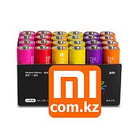 Батарейки Xiaomi ZMI ZI5 Rainbow 5 AA (24шт). Оригинал.