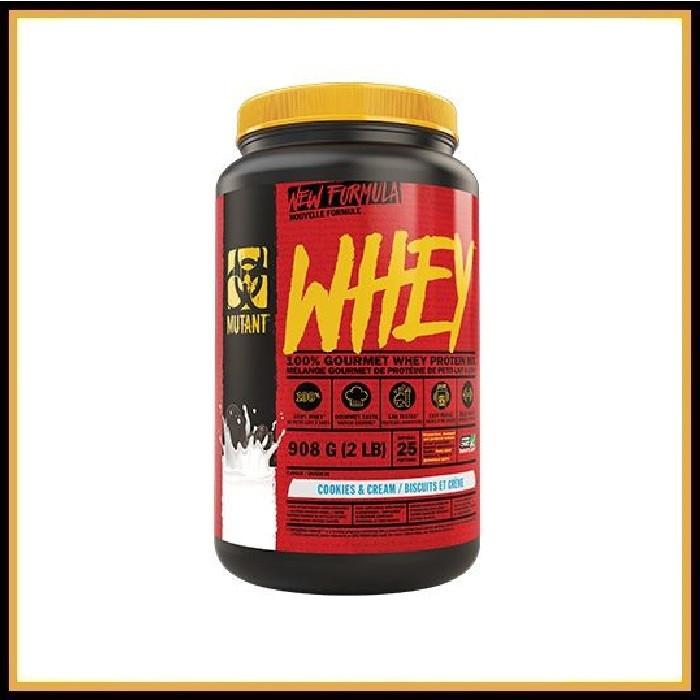 Mutant Whey 909gr (шоколад)