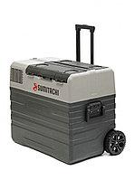 Холодильник автомобильный SUMITACHI NX52, 52 литра, 12В/24В и 100-240В, компрессорный