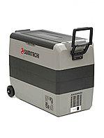 Холодильник автомобильный SUMITACHI T60, 60 литров, 12В/24В и 100-240В, двухкамерный