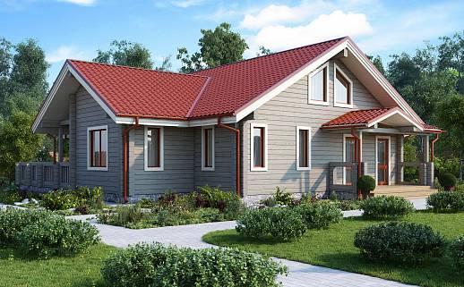 Проект дома №2263
