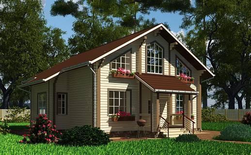 Проект дома №2267