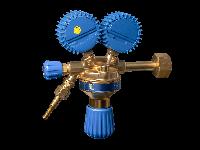 Редуктор кислородный Сварог TECH CONTROL OX (OR-128), фото 1