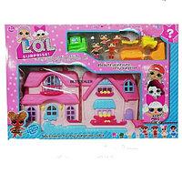 LoL Surprise кукольный дом