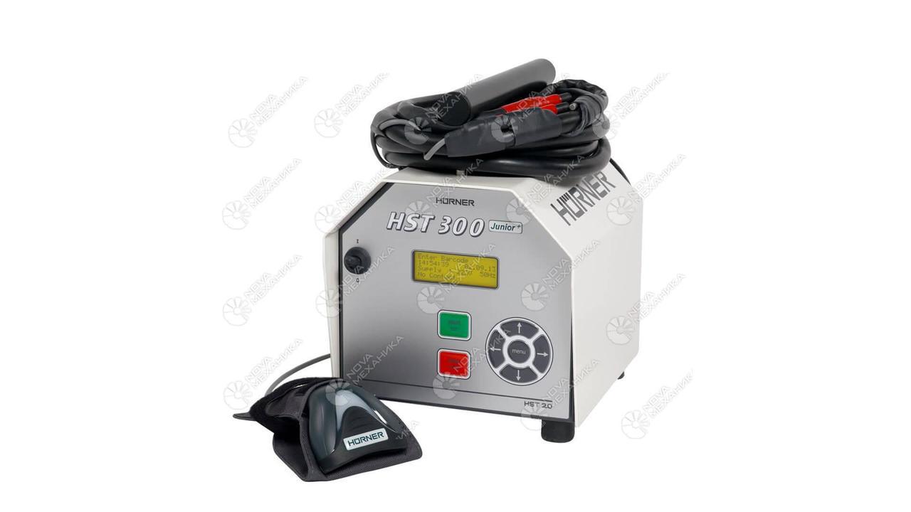 Hurner. HST300 Junior + Аппарат для электромуфтовой сварки полиэтиленовых труб
