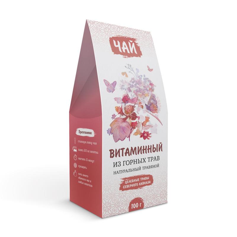 Витаминный из горных трав (травяной чай)