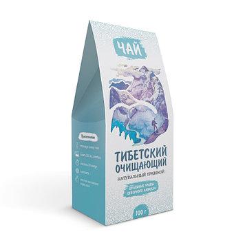Тибетский (для очищения организма) (травяной чай)