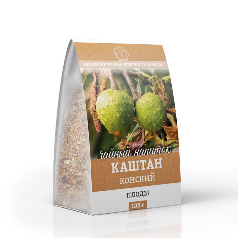 Каштан конский (плоды) 100 г
