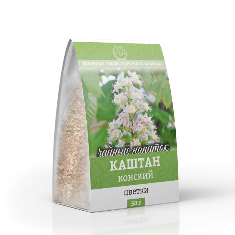 Каштан конский (цветки) 50 г