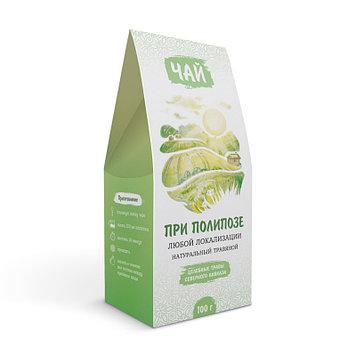 При полипозе (любой локализации) (травяной чай)