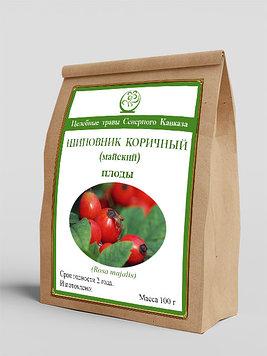 Шиповник коричный (майский), (плоды) 100 г