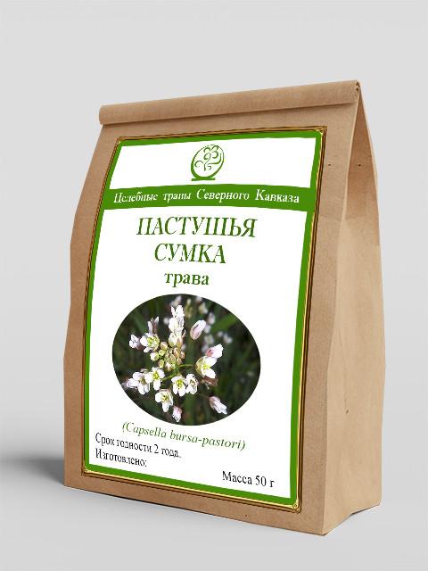 Пастушья сумка (трава) 50 г