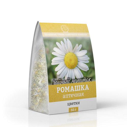 Ромашка аптечная (цветки) 50 г