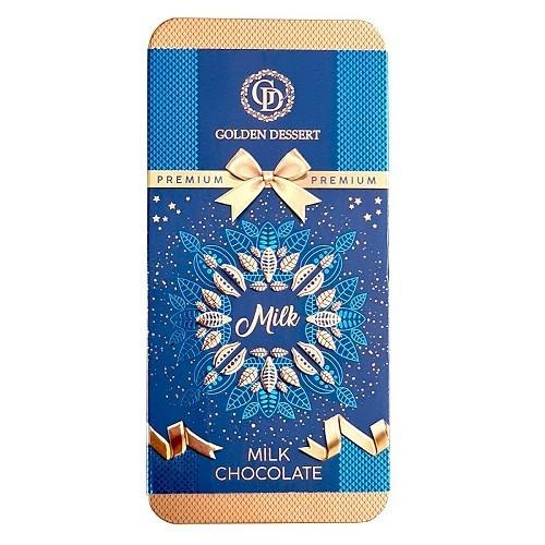 Шоколад молочный Golden Dessert, 100 гр