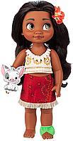 Кукла Моана в детстве Disney Animator
