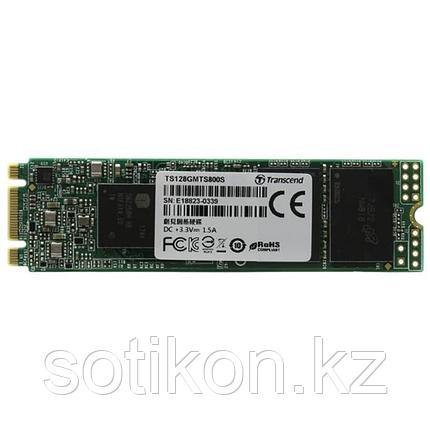 Жесткий диск SSD 128GB Transcend TS128GMTS830S M2, фото 2