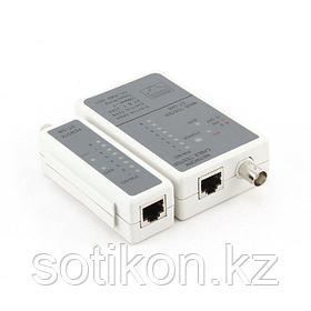 Тестер LAN Cablexpert NCT-1, для RJ-45, RG-58