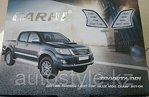 DRL Toyota Hilux 2011+... (дневные ходовые огни)