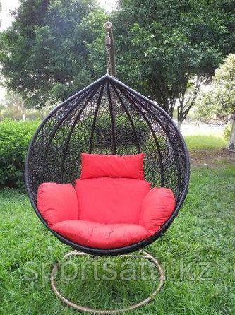 Кресло гнездо, подвесные качели для сада средняя