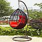 Кресло гнездо, подвесные качели для сада средняя, фото 5