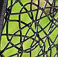 Кресло гнездо, подвесные качели для сада средняя, фото 6