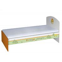 Подростковая кровать Polini kids Джунгли 180 х 90 см