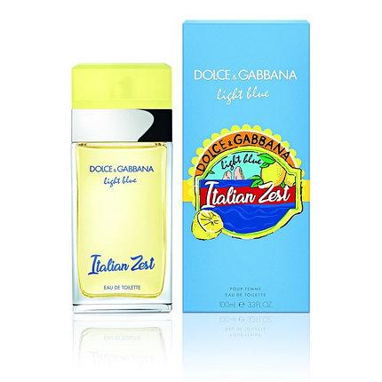 Light Blue Italian Zest Dolce&Gabbana для женщин 100ml, фото 2