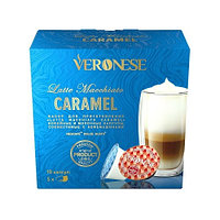 Кофе в капсулах Veronese Latte Macchiato Caramel, для Dolce Gusto, 10 шт