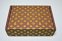 """Коробка подарочная """"Луи"""" (картонная, 230*170*75)"""