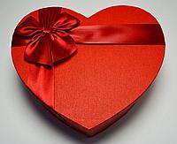 Подарочная коробка сердце (большая)
