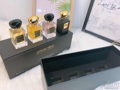 Подарочный набор ARMANI / PRIVE Haute Couture Fragrances 4х30 мл, фото 2