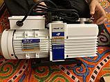 Вакуумный двухступенчатый пластинчато-роторный насос VRD-4 Value, фото 2
