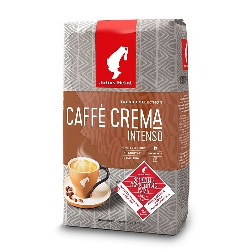 Кофе в зернах Julius Meinl Caffe Crema Intenso, 1000 гр.