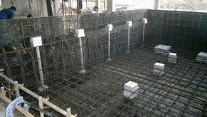 Как строятся бассейны