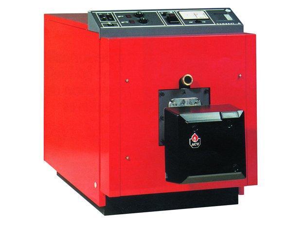 Комбинированный котел свыше 200 кВт ACV CA 200 + CRATE
