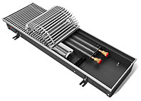 Внутрипольный конвектор длиной 1,6 м - 2 м Techno Vent KVZV 420-120-1600