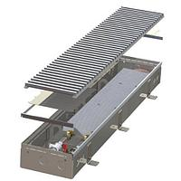 Внутрипольный конвектор длиной 1,6 м - 2 м Minib COIL-PB 90 1750