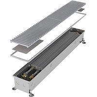 Внутрипольный конвектор длиной 1,6 м - 2 м Minib COIL-KT1 1750