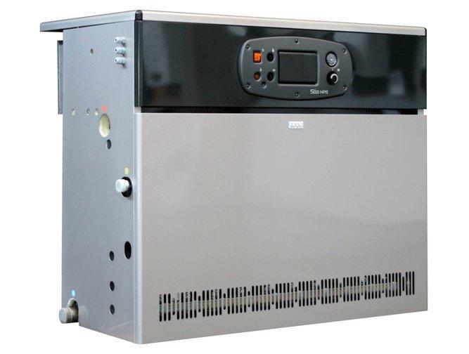 Напольный газовый котел Baxi SLIM HPS 1.110