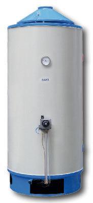 Газовый накопительный водонагреватель Baxi SAG-3 100