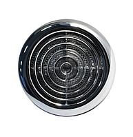 Вытяжка для ванной диаметр 100 мм Mmotors ММ 100/110 круглый 110 м3/ч с обратным клапаном/хром