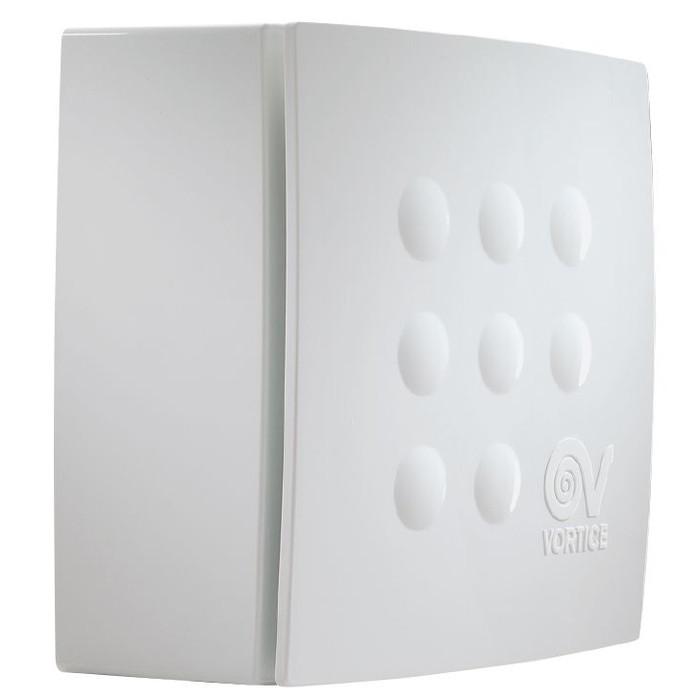 Вытяжка для ванной диаметр 100 мм Vortice Quadro Medio T HCS