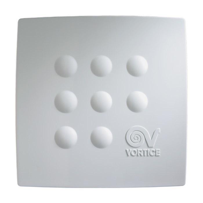 Вытяжка для ванной диаметр 100 мм Vortice Quadro Super I