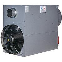 Газовый теплогенератор R-and-S 120M (230 V -1- 50/60 Hz)