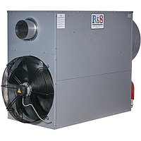 Дизельный теплогенератор R-and-S 120D (230 V -1- 50/60 Hz)