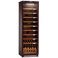 Отдельностоящий винный шкаф 101-200 бутылок Pozis ШВ-120L вишневый