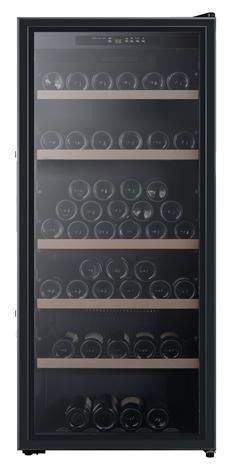 Отдельностоящий винный шкаф 101-200 бутылок LaSommeliere CTV177
