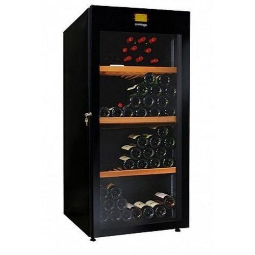 Отдельностоящий винный шкаф 101-200 бутылок Climadiff DVA180G